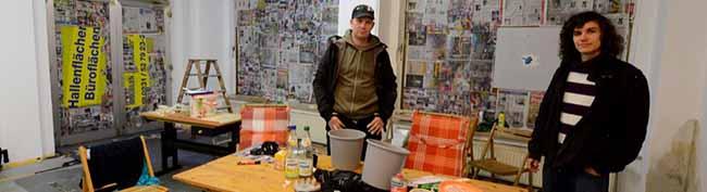 """Neonazis starten Kampagne gegen Vermieter, weil er an den anarchistischen Buchladen """"Black Pigeon"""" vermietet"""