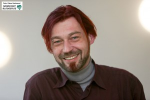 """Neues Personal beim Quartiersmanagement Nordstadt. Dietmar """"Didi"""" Stahlschmidt ist Nachfolger von Heike Schulz"""