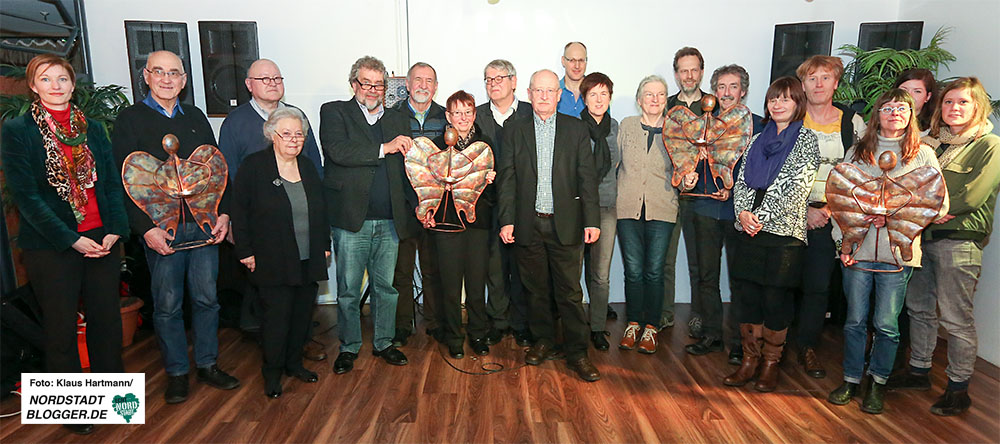 Preisverleihung: Engel der Nordstadt 2015