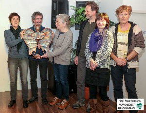 Preisverleihung: Engel der Nordstadt 2015. Der FReundeskreis Hoeschpark