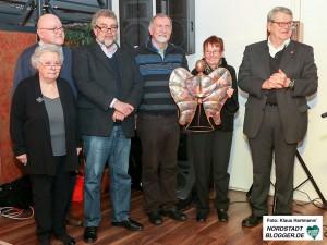 Preisverleihung: Engel der Nordstadt 2015. Der Freundeskreis Fredenbaumpark