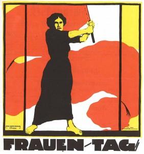 Am 8. März ist wieder Internationaler Frauentag.