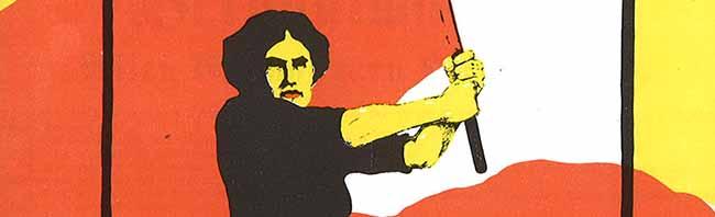 Internationaler Frauentag: Frauen kämpfen für den Frieden