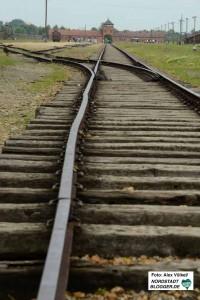 Das KZ Auschwitz-Birkenau ist das Sinnbild für den millionenfachen Massenmord.