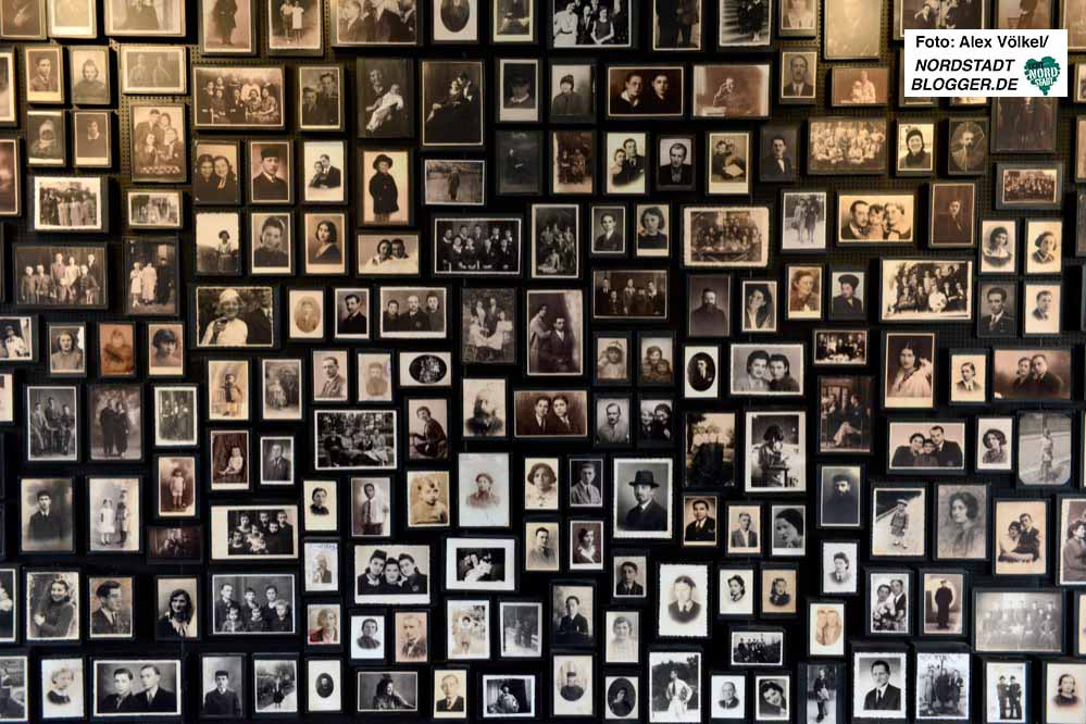 mehr als eine Million Menschen wurden von den nazis allein in Auschwitz-Birkenau ermordet.