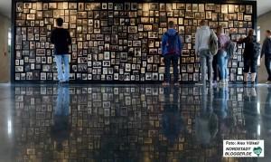 Mehr als eine Million Menschen wurden von den nazis allein in Auschwitz-Birkenau ermordet. Foto: Alex Völkel