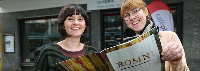 Romni: Das Foto- und Interviewprojekt über Roma-Frauen ist noch einmal in der Nordstadt-Galerie der FH zu sehen