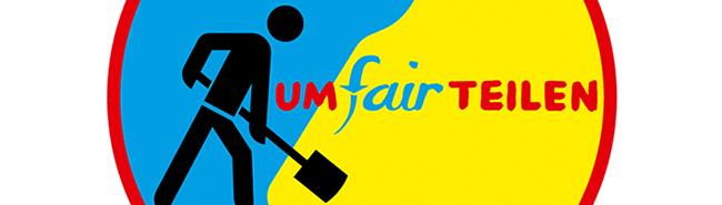 """Donnerstag Kundgebung und Diskussion: """"Umfairteilen hilft – wie wir unser Land zusammenhalten können"""""""