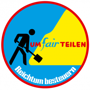 Die Aktion UmFAIRteilen setzt auch in Dortmund Akzente.