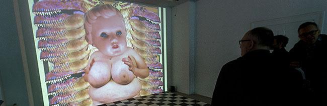 """""""Ich habe leider kein Foto für dich."""" – Video-Ausstellung """"Keine Zeit"""" im Künstlerhaus will gezielt Video-Phobiker begeistern"""