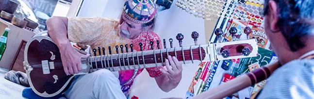 Workshops, Sitarklänge sowie Musik aus der Ukraine und Nepal: Borsig 11 startet mit Schwung in den Frühling