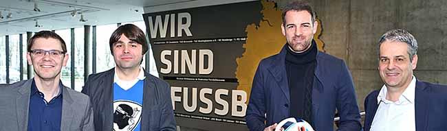 ANSTOSS: Das Deutsche Fußballmuseum präsentiert sein neues Kultur- und Veranstaltungsprogramm für Dortmund