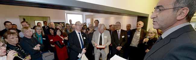 Ein buntes Angebot für eine bunte Stadt: Neue Zweigstelle des Multikulturellen Forums am Dortmunder Friedensplatz