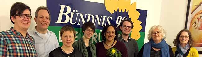 Nach fast 25 Jahren Wechsel an der Spitze der Grünen: Hilke Schwingeler kandidierte nicht mehr als Kreisvorsitzende