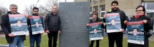 Aufruf zum Tag der Solidarität - Gedenken an die Opfer des NSU-Terrors