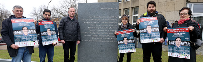 4. Tag der Solidarität: Gedenken an NSU-Opfer am 4. April in der Nordstadt – Aufklärung und Gerechtigkeit gefordert