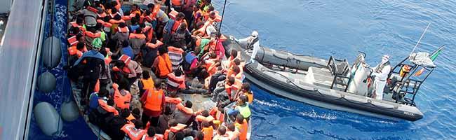 """Info-Veranstaltung und Podiumsdiskussion: """"Auf der Flucht – Warum junge Afrikaner nach Deutschland flüchten?"""""""