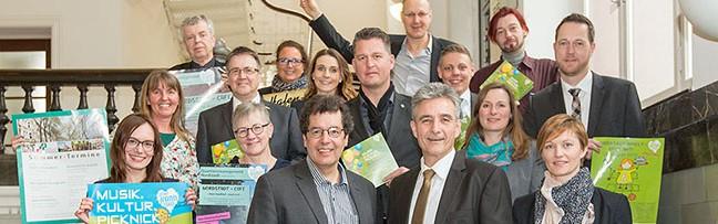 Wohnungsunternehmen und EDG spendieren 47.000 Euro für Projekte des Quartiersmanagements in der Nordstadt
