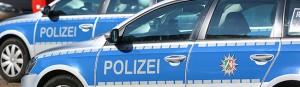Vorstellung der Kriminalstatistik Polizei-Präsidium Dortmund. Polizeiwagen