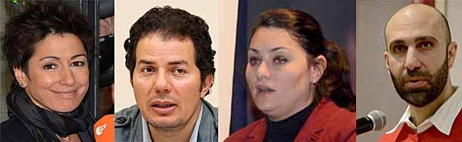 """Von Dunja Hayali bis Hamed Abdel-Samad: Die neue Reihe """"Talk im DKH"""" wartet mit großen und streitbaren Namen auf"""