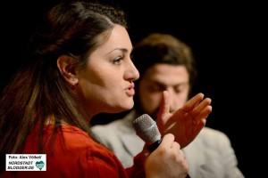 Talk im DKH mit Islamwissenschaftlerin Lamya Kaddor.
