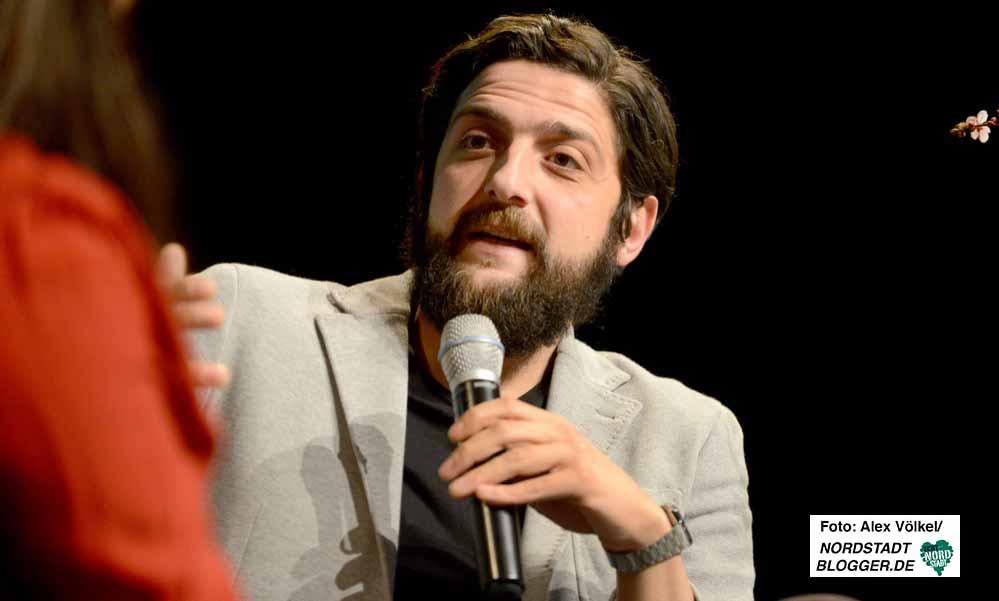 Talk im DKH mit Aladin El-Mafaalani.