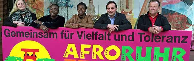 Beim Afro Ruhr Festival freier Eintritt zum Afrika-Markt – Konzerte, Tanz und Vorträge im Dietrich-Keuning-Haus