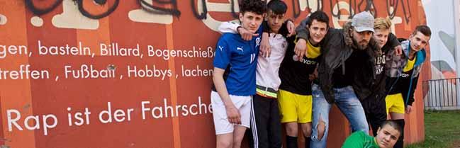 BuntKicktGut Dortmund geht in die 17. Runde: Am Samstag ist für 500 Jugendliche Saison-Eröffnung in der Nordstadtliga