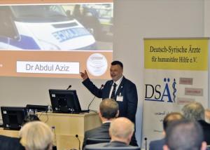 Dr. Abdul-Aziz, Aleppo City Medical Council (ACMC)