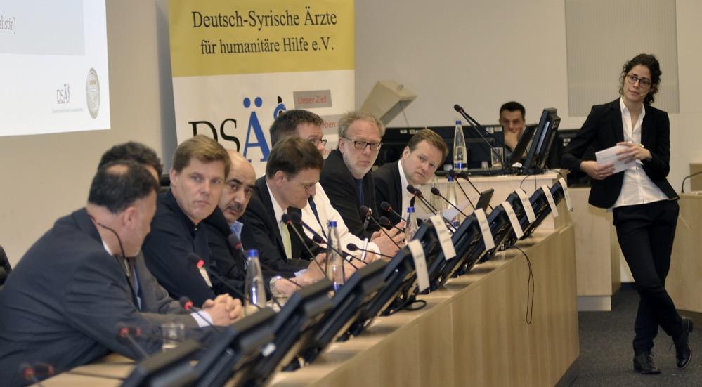 Der Deutsch-Syrische Ärzteverband lud zu einer hochkarätigen Konferenz in Dortmund.