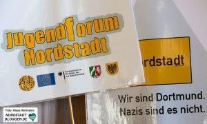 """Bürgerforum """"Nord trifft Süd: """"Im Stadtteil gegen Rechts aktiv"""""""