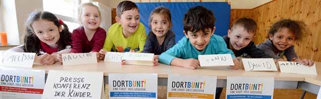 """""""DORTBUNT – eine Stadt, viele Gesichter"""": FABIDO und Jugendamt sind mit vielen kreativen Angeboten dabei"""