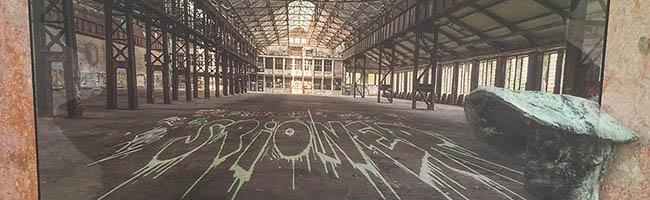 """Die Ausstellung """"Transformation Phoenix"""" zeigt im Hoesch-Museum die alte Industrievergangenheit"""