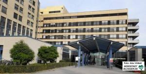 Im Klinikum-Nord ist der Investitionsstau spürbar. Hier wird ein neuer OP-Trakt benötigt.