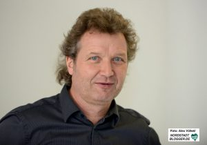 Konrad Ackermann ist Betriebsratsvorsitzender der KHS GmbH.