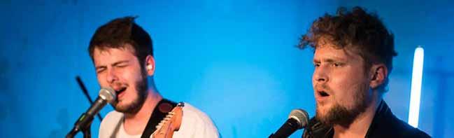 Konzert: DRENS feiern Tourabschluss im Rekorder
