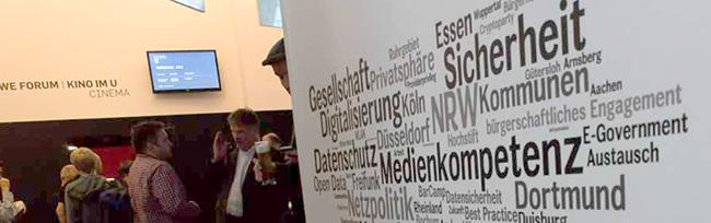Thema Freifunk: Netzpolitik Bar-Camp im Dortmunder U