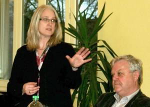 Renate Lanwert-Kuhn vom KAB-Diözesanverband Paderborn. Foto: Claus Stille