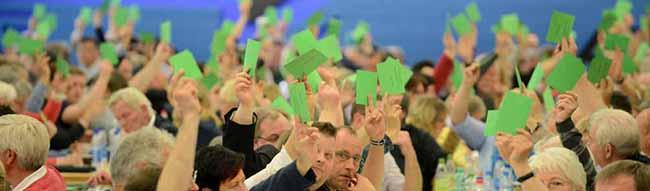 SPD-Kandidaturen für den Landtag: Jahl und Lüders wollen weitermachen, Kieninger und Schneider treten nicht mehr an