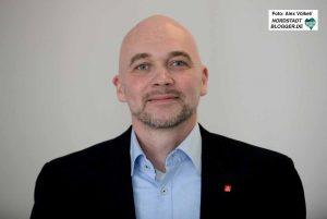 Stefan Schneider ist Betriebsratsvorsitzender der ThyssenKrupp Rothe Erde GmbH.