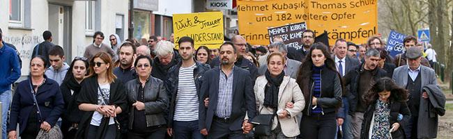 Zehnter Gedenktag an den Mord von Mehmet Kubasik: Scharfe Kritik an den Ermittlungsbehörden steht im Mittelpunkt