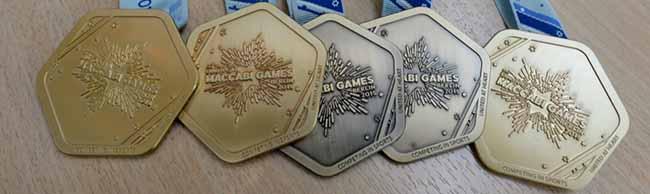 Erfolgreiches jüdisches Fechter-Duo aus Dortmund: Vater und Tochter gehen im Mai wieder gemeinsam auf Medaillenjagd