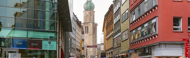 Brück- oder Münsterstraße? Kontroverse Debatte über eine Videoüberwachung in der City und der Nordstadt