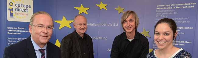 Neue Option: Europäischer Freiwilligendienst jetzt auch mit Dortmunds französischer Partnerstadt Amiens