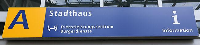 Dortmund soll ein eigenes Zentrum für Ausbildung und Kompetenzen in der Stadtverwaltung bekommen