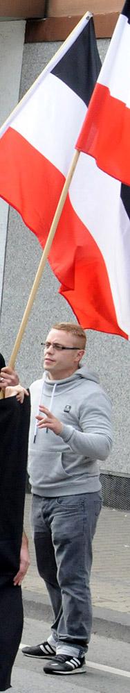 """Christoph Drewer ist stv. Bundesvorsitzender Partei """"Die Rechte"""" ."""