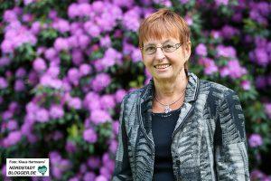 Jahresempfang des Freundeskreis Fredenbaum mit Ehrungen. Gerda Bogdahn wurde mit dem Buschwindröschen-Preis ausgezeichnet.