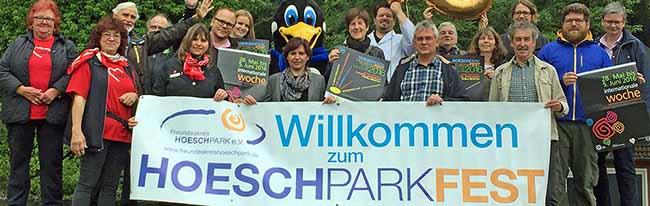 Hoeschparkfest: Über 50 Vereine bieten zum 75. Geburtstag besonders attraktives Programm in der Nordstadt