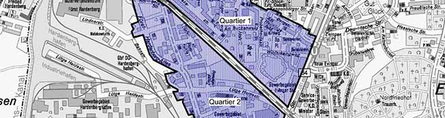 Quartiersanalyse für Lindenhorst:  Stadt befragt zufällig ausgewählte BewohnerInnen und EigentümerInnen