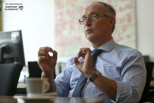 Dr. Frank Renken, Leiter Gesundheitsamt Dortmund